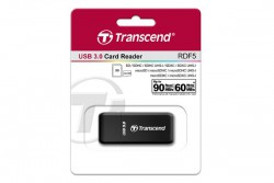 TRANSCEND USB3.0 MULTI CARD READER BLACK