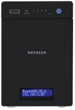 NETGEAR RN21400 READYNAS 214 (DISKLESS-4X0HDD)