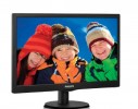 PHILIPS 18.5'' 193V5LSB2 / 10  LED CZARNY