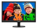 PHILIPS 19.5'' 203V5LSB26 / 10  LED CZARNY