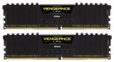 CORSAIR DDR4 VENGEANCE LPX 16GB / 2666(2*8GB) CL16-18-18-35 BLACK 1, 20V
