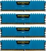 CORSAIR DDR4 VENGEANCE LPX 32GB  / 2400 (4*8GB) CL14-16-16-31 BLUE